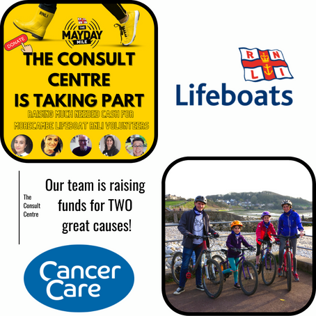 How you can help us raise money for two great causes