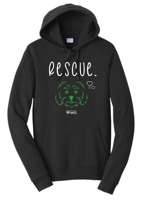 Rescue - Dog Hoodie
