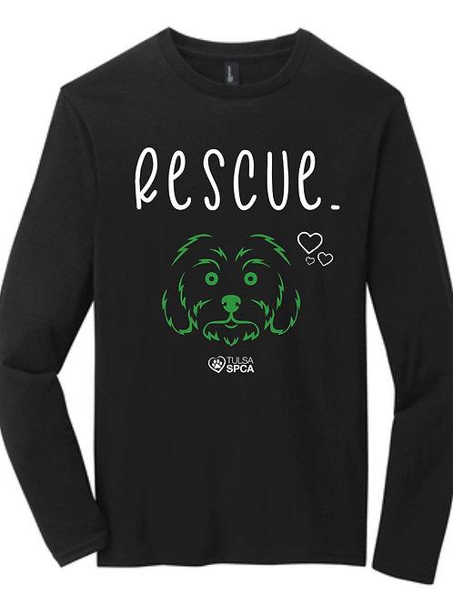 Rescue - Dog Long Sleeve