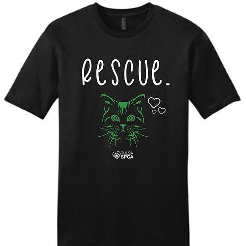 Rescue - Cat Tee