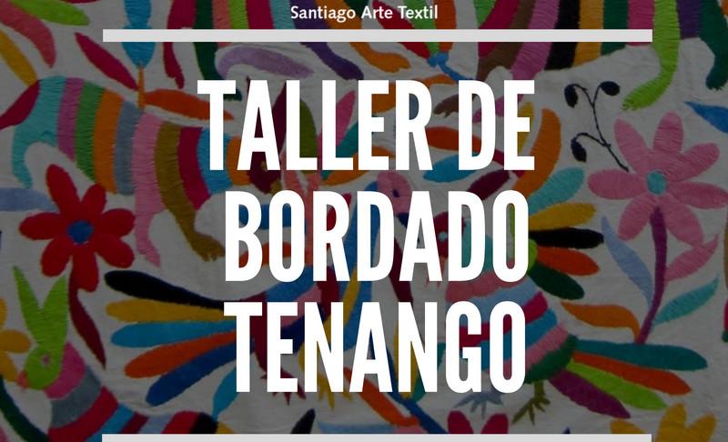 Taller de Bordado Tenango