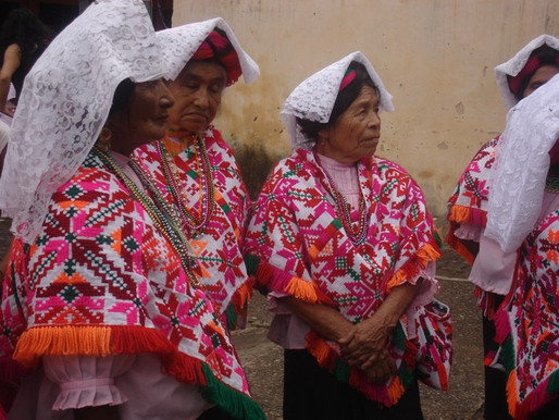 El Quechquémitl en el arte prehispánico de México - Seminario