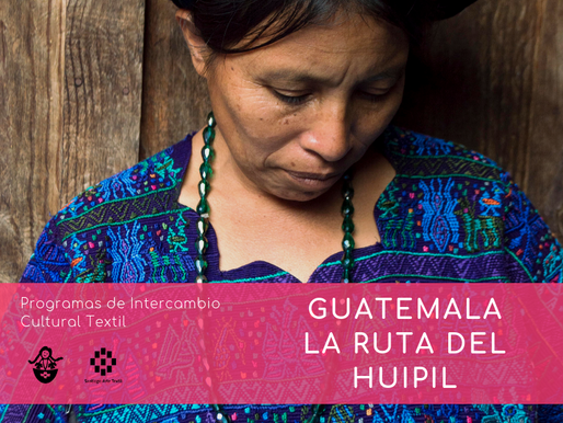 Guatemala Ruta del Huipil
