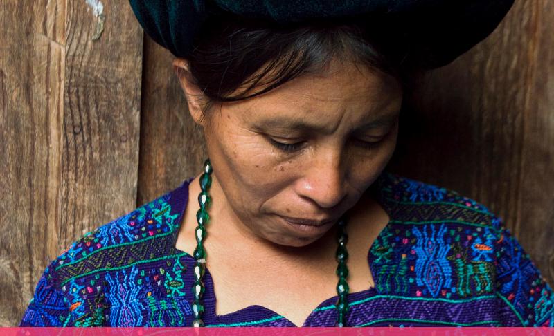Guatemala la ruta del huipil