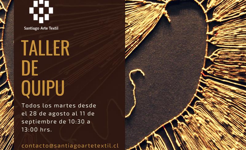 Taller de Quipu