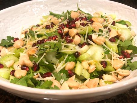 Jeweled Celery Salad