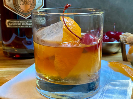 Cranberry Walk Old-Fashioned