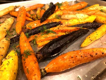 Mom's Carrots