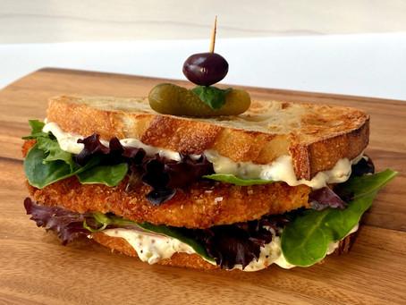 Friday Fish Sandwich