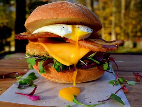 The Best Breakfast Sandwich