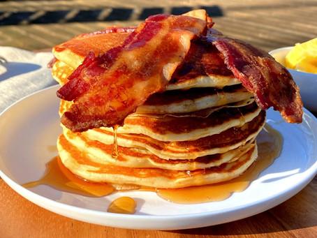 Best Bacon Pancakes