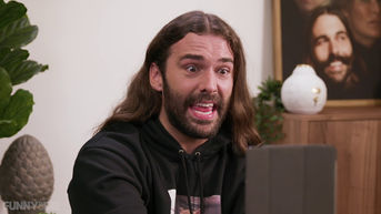 Gay of Thrones' Jonathan Van Ness tells Lena Headey how to kill, er, beat her fellow Emmy nominees