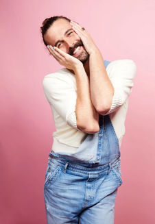 Jonathan Van Ness Writes Kids' Book About Gender Nonbinary Guinea Pig to 'Celebrate' Differences