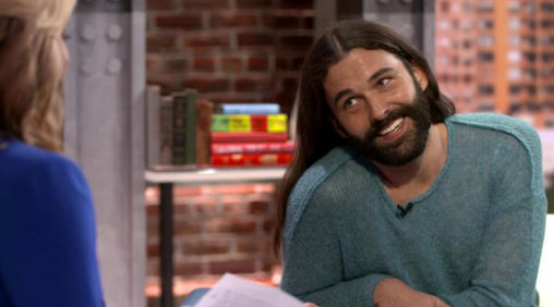 'Queer Eye' star Jonathan Van Ness makes history with Cosmo cover