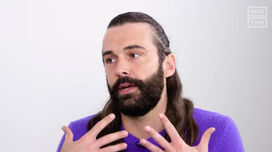 Jonathan Van Ness on HIV, Trump, and Being More Than What You See on 'Queer Eye'