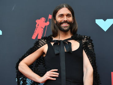 Jonathan Van Ness Of 'Queer Eye' On Life 'Over The Top' And Overcoming Trauma