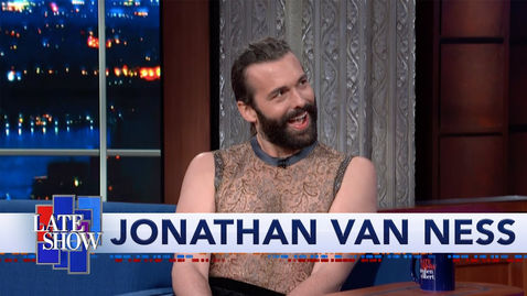 Jonathan Van Ness: Honey, She's An Onion With All Sorts Of Layers