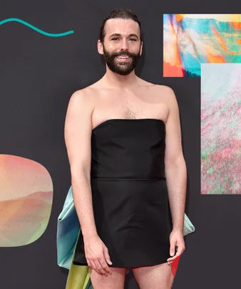After Sharing His HIV Status With the World, Jonathan Van Ness Isn't Done Sharing His Thoughts