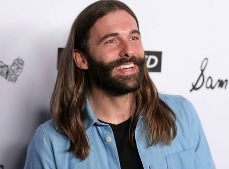 Jonathan Van Ness' Passionate Advice for Overcoming Bullies Is Spot On