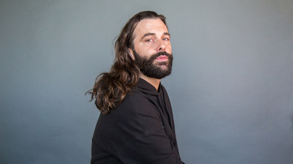 'Queer Eye' star Jonathan Van Ness on sexual abuse and self-worth