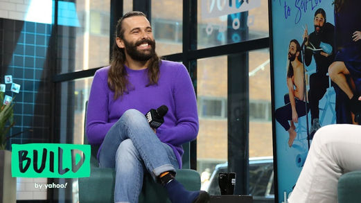 "Jonathan Van Ness Wrote ""Over the Top"" To Use His Platform For Good"