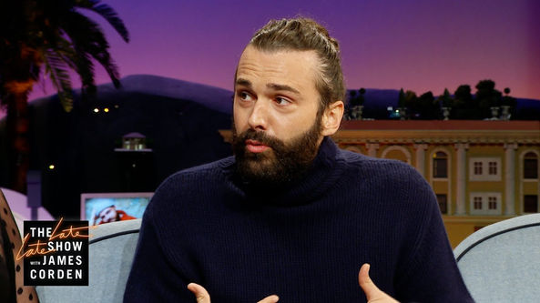 Jonathan Van Ness On Living HIV Positive & His Memoir