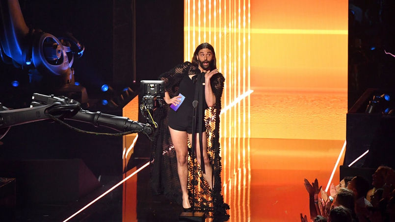 Jonathan Van Ness Explained Why His VMAs Appearance Was So Special While Pushing Back Against Haters