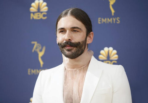 Jonathan Van Ness Opens Up in a New Memoir