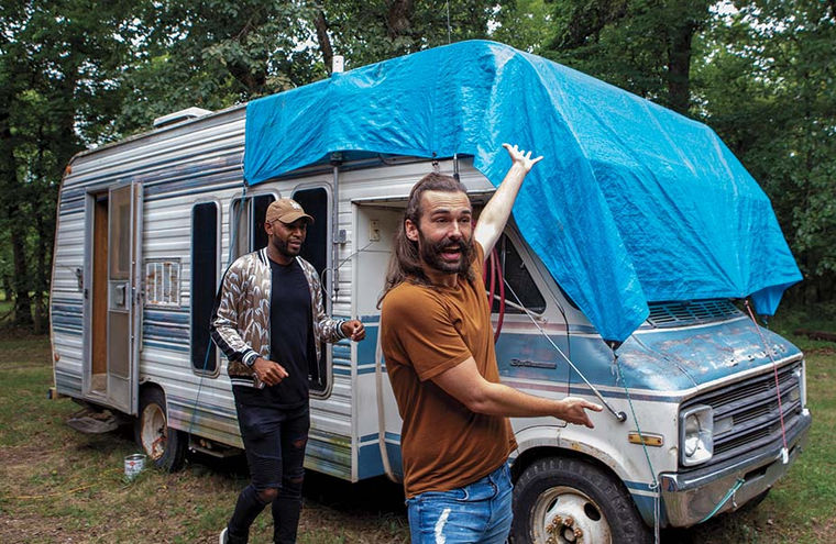 'Queer Eye's' Jonathan Van Ness: How 'Game of Thrones' Made Me a Comedian