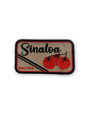 Sinaloa Mexico Patch