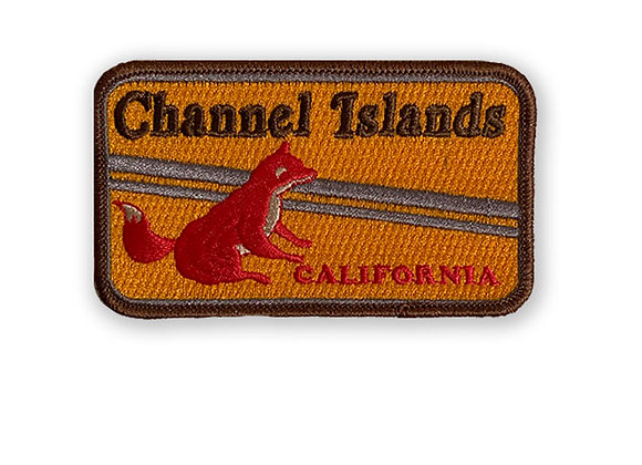 Channel Islands Patch