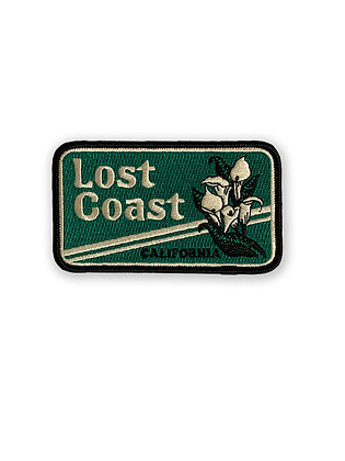 Lost Coast Patch