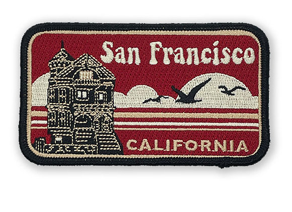 San Francisco Patch (Red Victorian)
