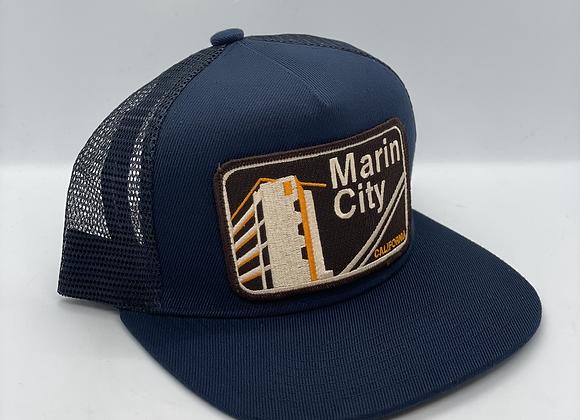 Marin City Pocket Hat