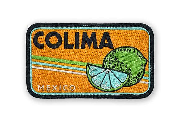 Colima Mexico Patch