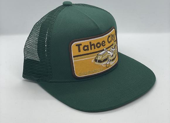 Tahoe City Raft Pocket Hat