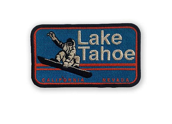 Lake Tahoe Snowboard Patch