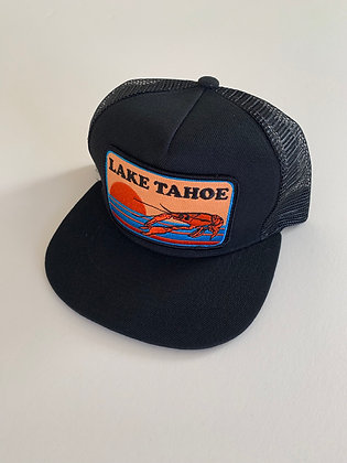 Lake Tahoe Crawdad Hat