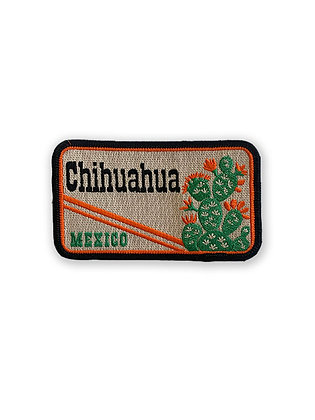 Chihuahua Mexico Patch