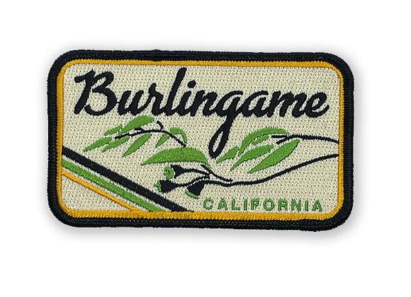 Burlingame Patch (version 2)