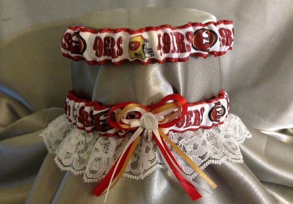 Wedding Garter Set