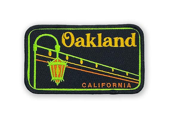 Oakland Patch (Version 2)