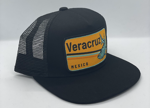 Vera Cruz Mexico Pocket Hat