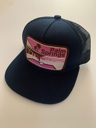 Palm Springs Pocket Hat