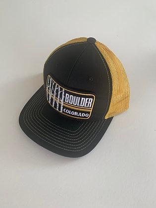Boulder Colorado Hat
