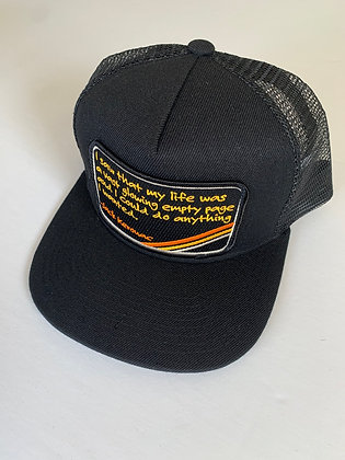 Kerouac Pocket Hat