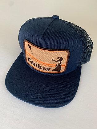 Banksy Pocket Hat