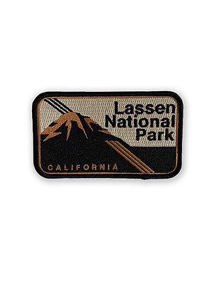 Lassen National Park Patch