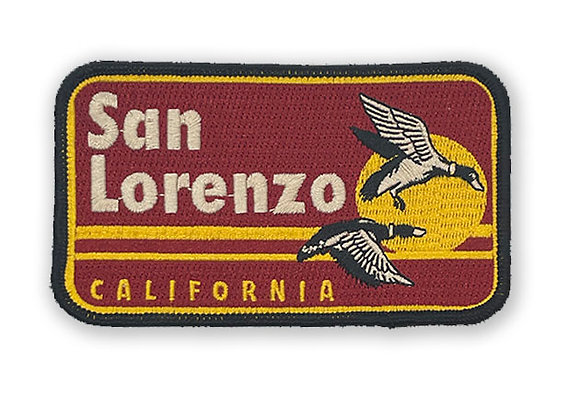 San Lorenzo Patch