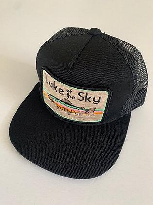 Lake of the Sky Pocket Hat
